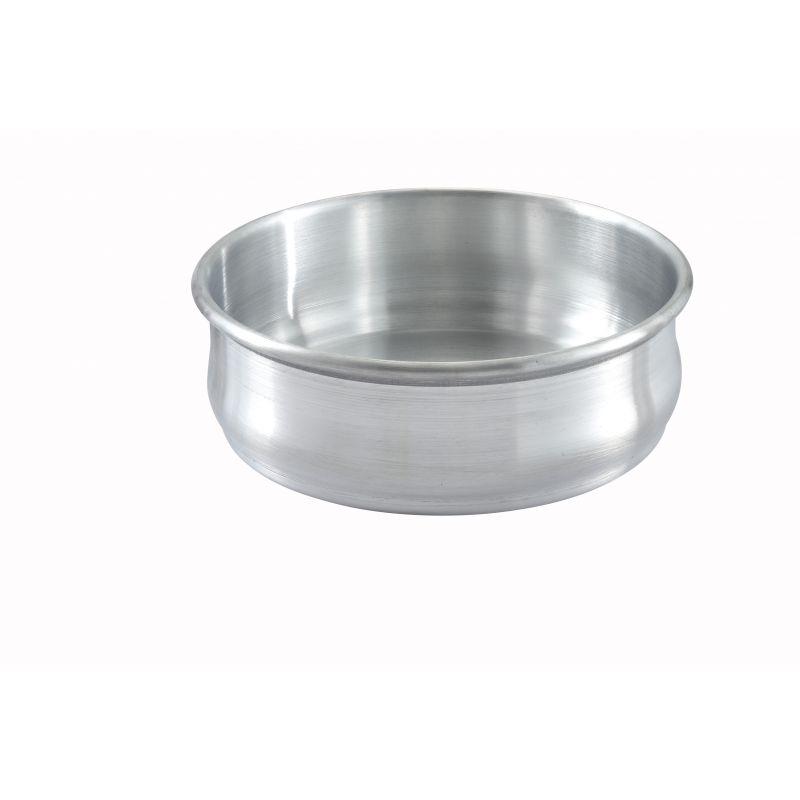 Stackable Dough Pan, 48oz, Alu