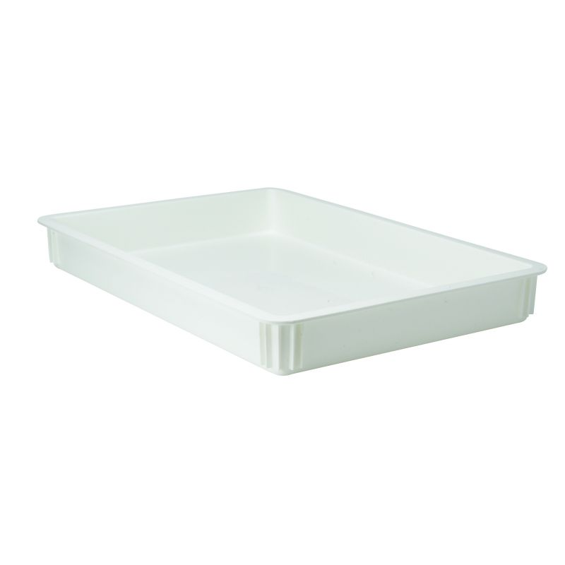 Dough Box, 17-1/2 inches x 25-1/2 inches x 3 inches, PP