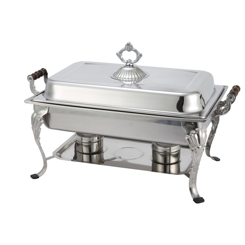 Crown 8qt Full-size Chafer, S/S