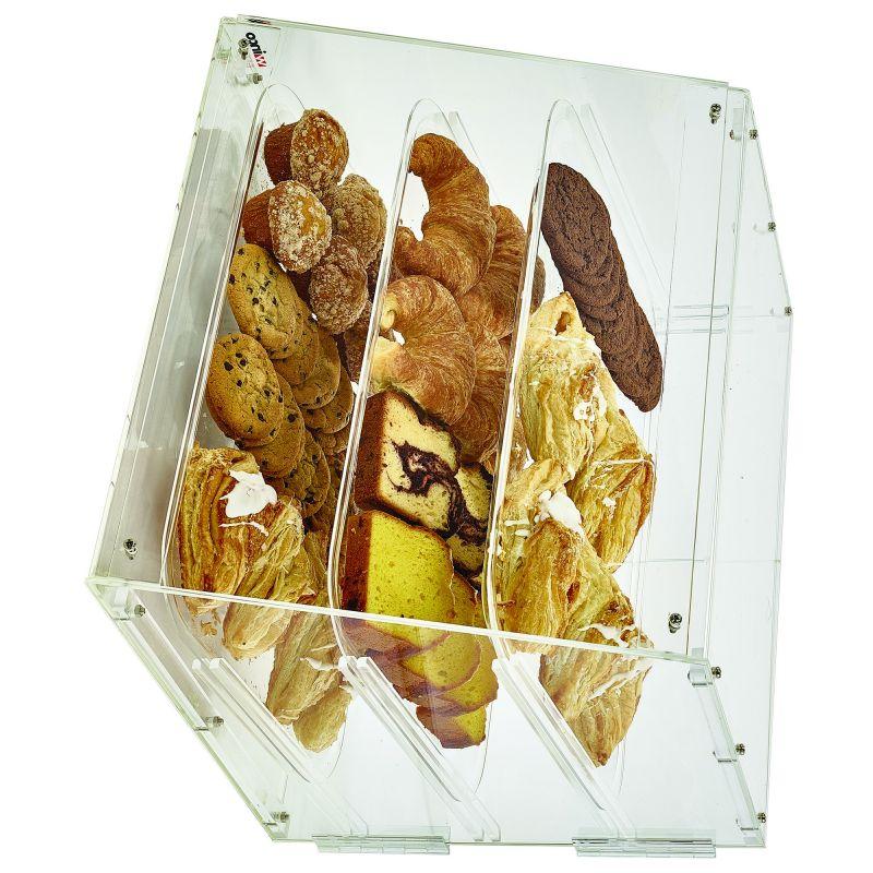 Acrylic Display Case, 3 Tray
