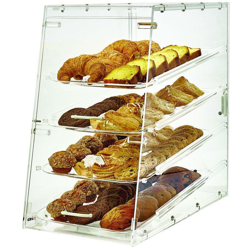 Acrylic Display Case, 4 Tray
