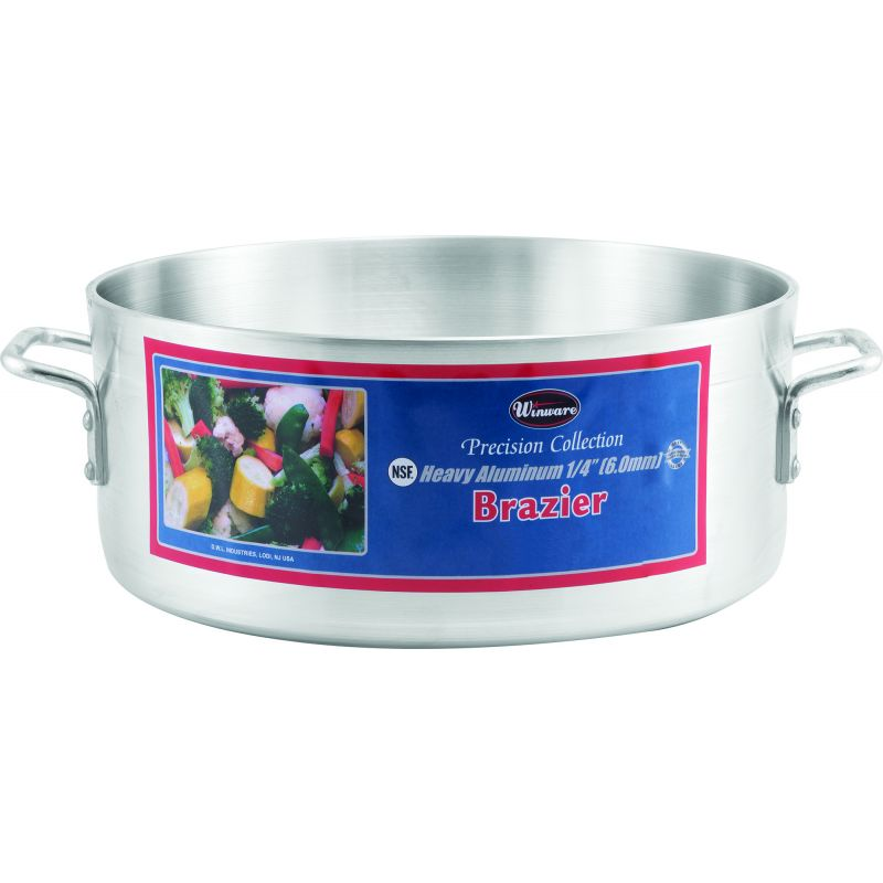 15qt Alu Brazier, 6mm, Precision