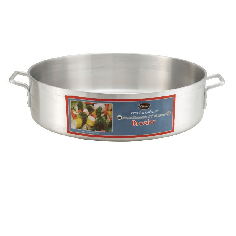 28qt Alu Brazier, 6mm, Precision