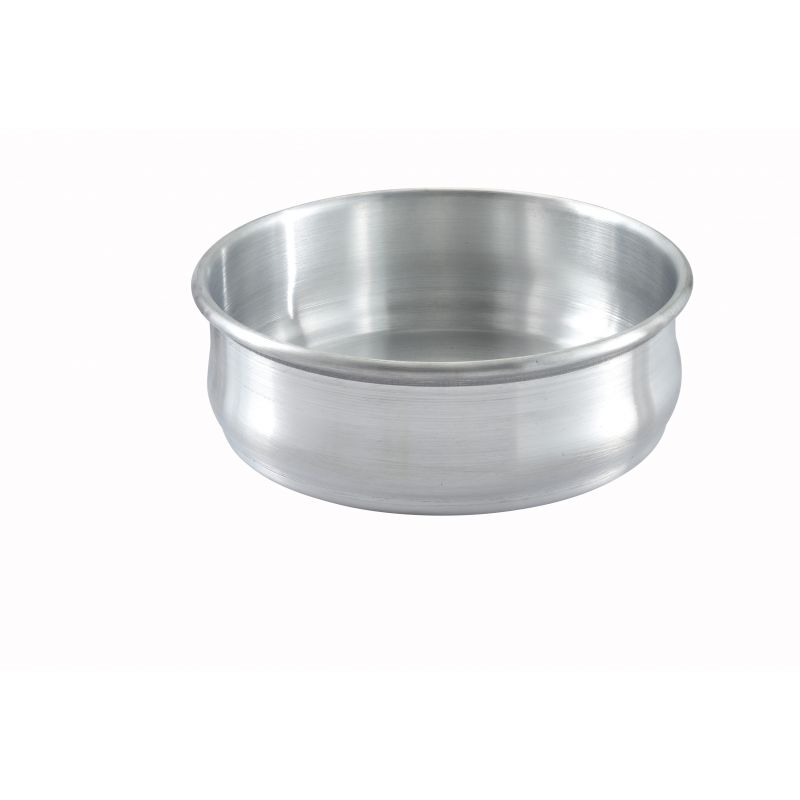 Stackable Dough Pan, 48oz, Alu