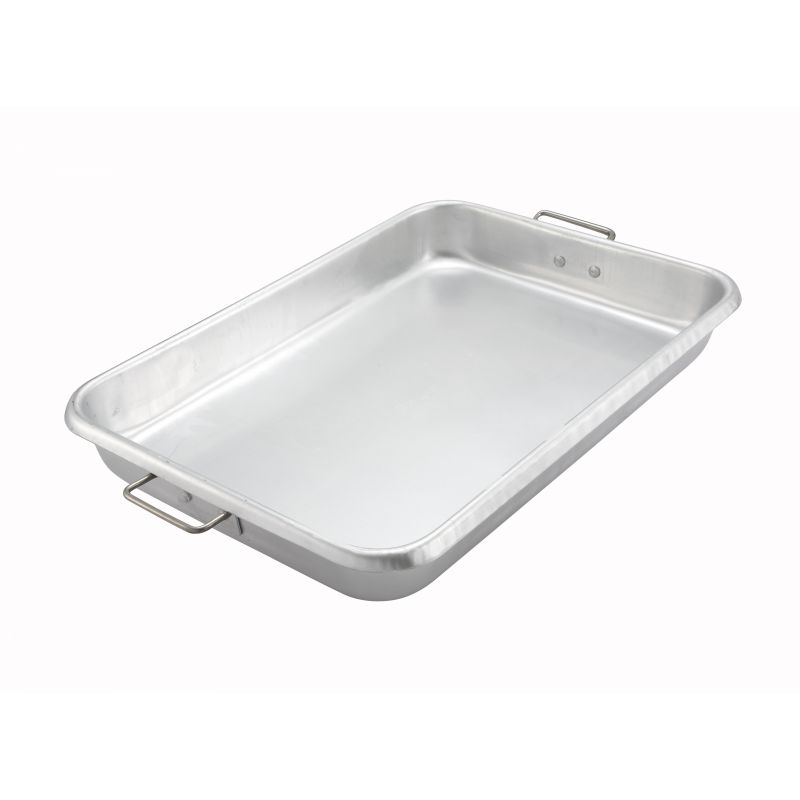 Bake/Roast Pan w/Handle, Alu