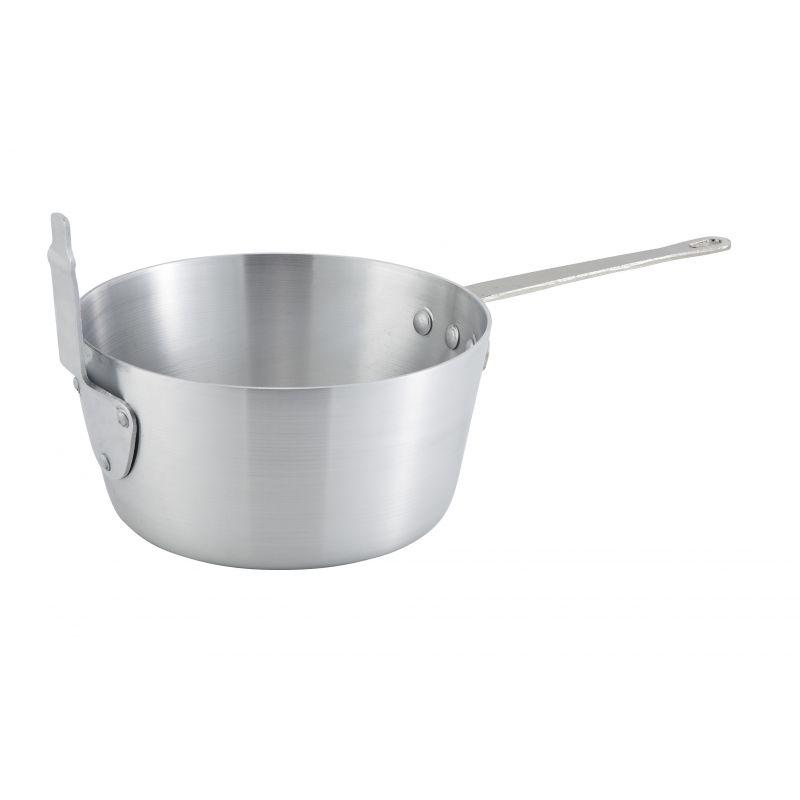 5-1/2qt Alu Fryer/Pasta Pan