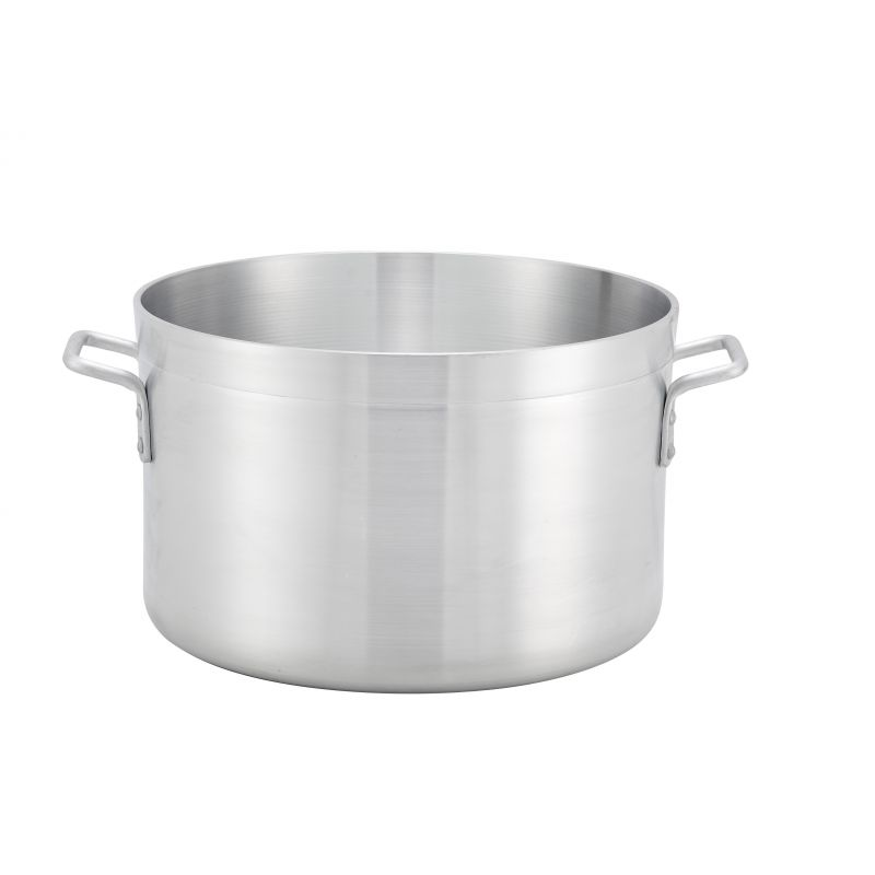 14qt Alu Sauce Pot, 6mm, Precision