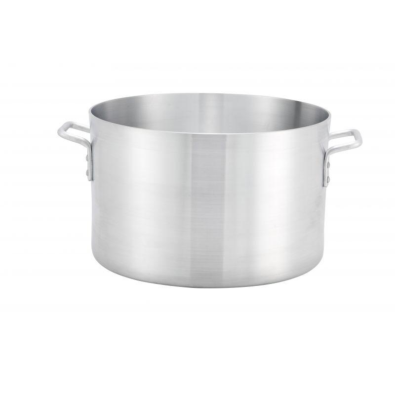 34qt Alu Sauce Pot, 4mm, Winware