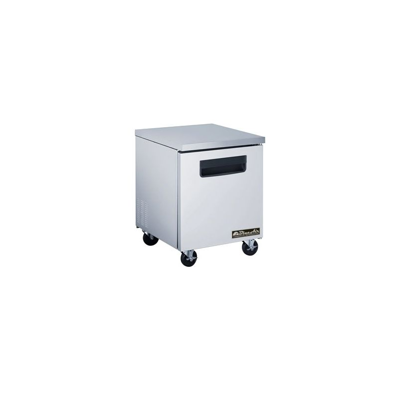 Undercounter Reach-In Freezer - one-section