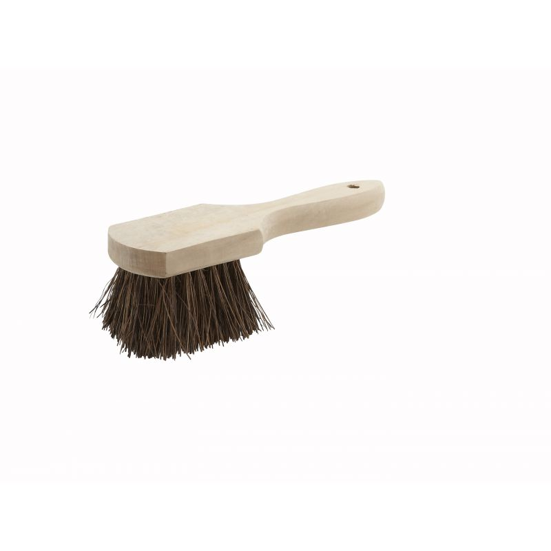 10 inches Pot Brush, Wooden Hdl