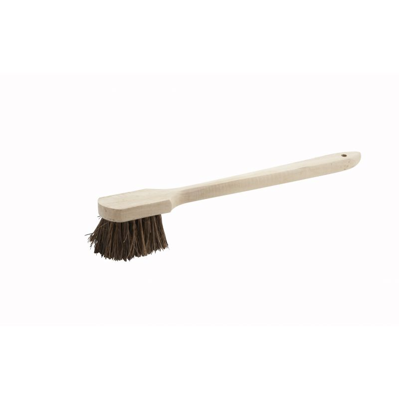 20 inches Pot Brush, Wooden Hdl