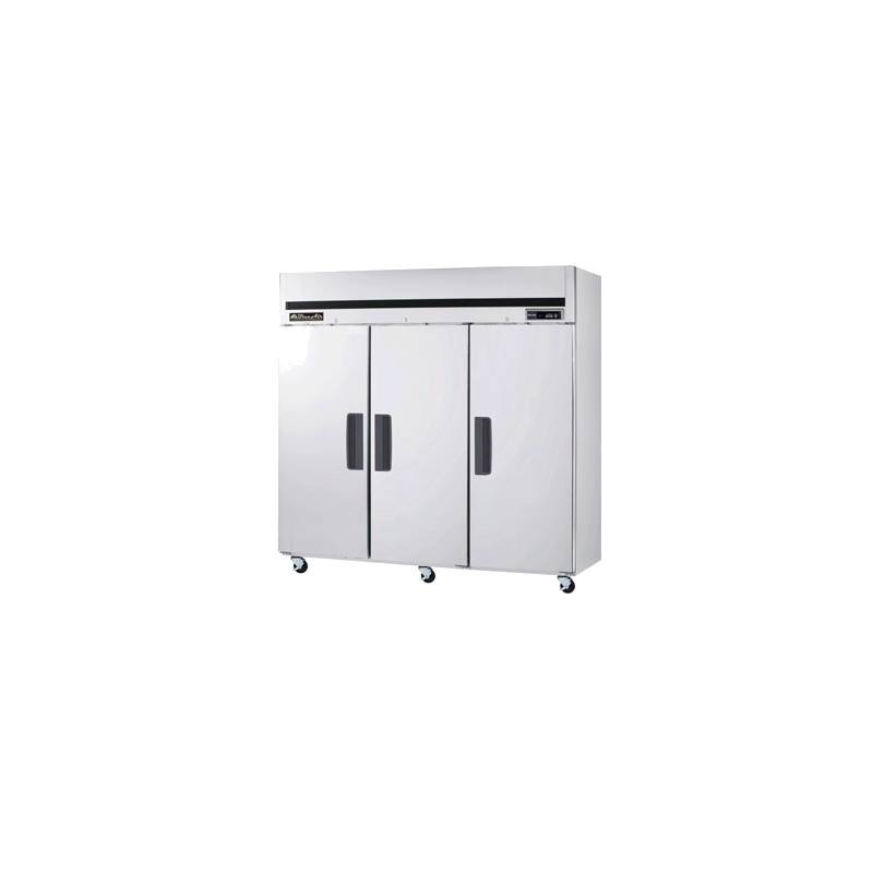 D-Series Reach-In Freezer - three-section