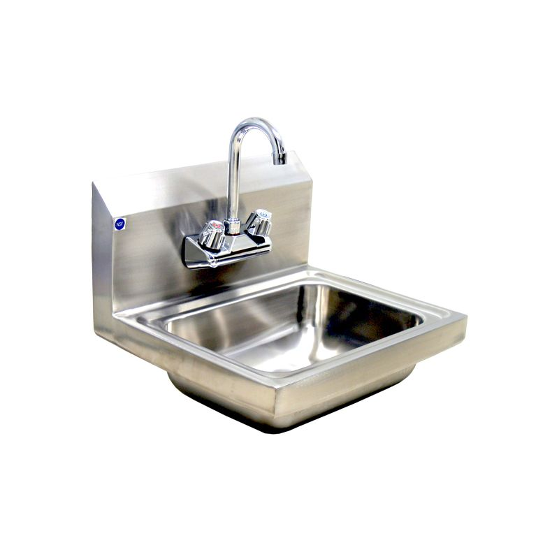 Blue Air Hand Sink - one compartment 24 inches