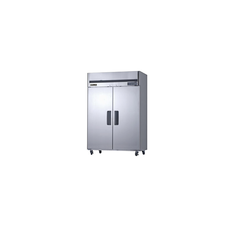D-Series Reach-In Refrigerator - two-section