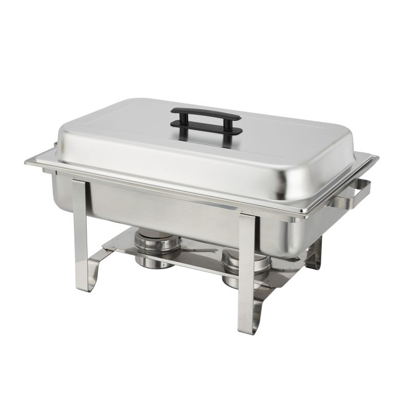 Newburg 8qt Full-size Chafer, S/S