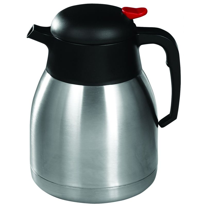 1.2L Carafe, Insulated, Push Button, S/S