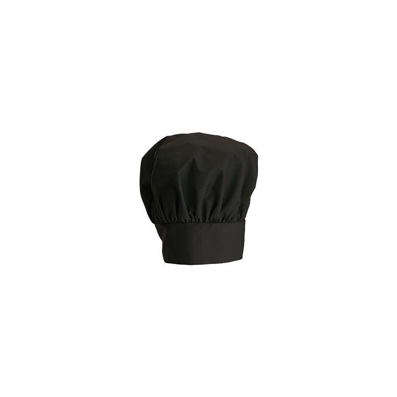 Chef Hat, 13 inches, Velcro Closure, Black