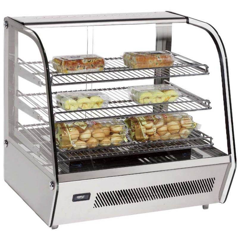 Heated Display Case, countertop