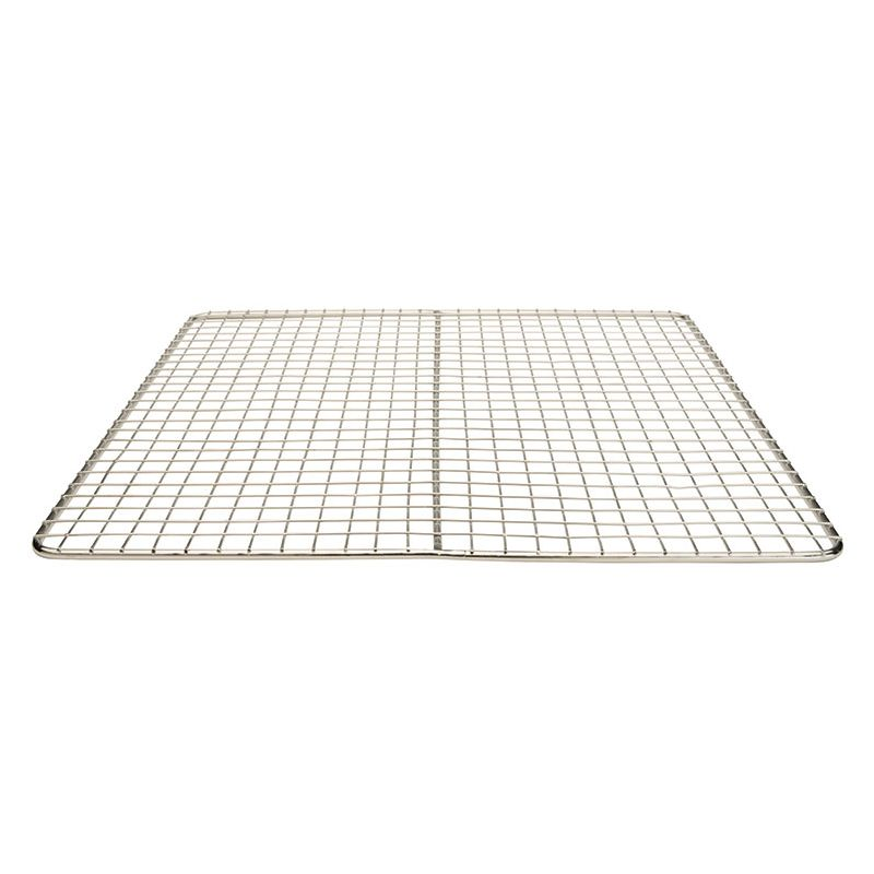 Universal Fryer Screen, 13 inches x 13 inches, Chromed Plated