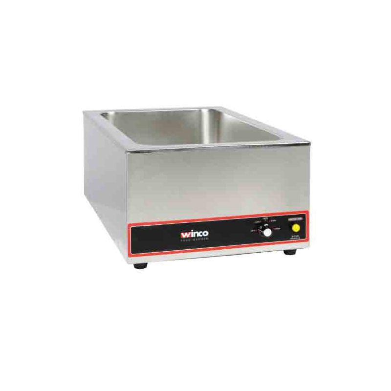 Electric Food Warmer, 20 inches x 12 inches Opening, 1200W, 120V