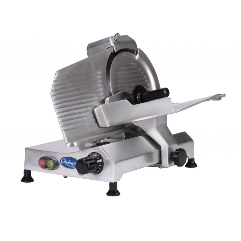 Globe Chefmate Compact Food Slicer - 10 inches