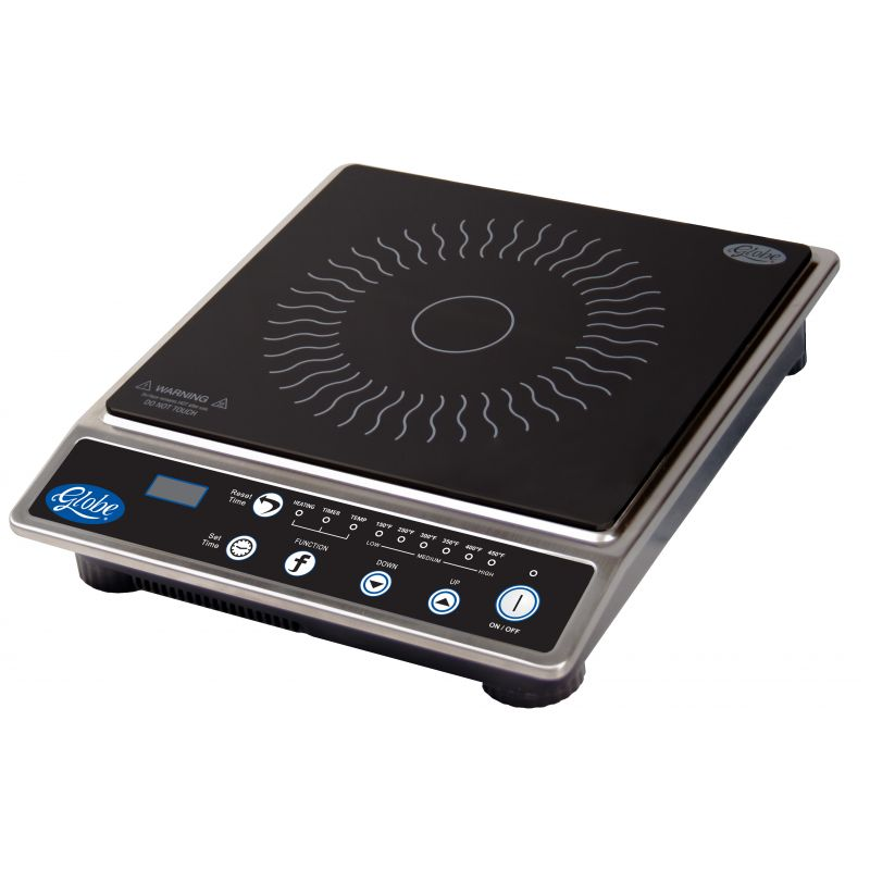 Globe Countertop Electric Induction Range