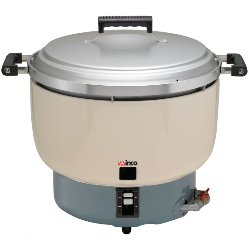 Rice Cooker, Gas, 55 Cups