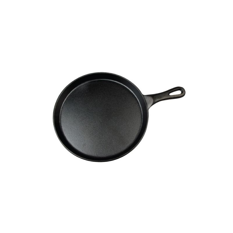 Grill Pan, Cast Iron, 10 inchesDia