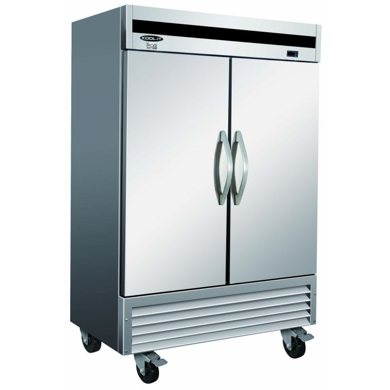 IKON-Series Reach-In Freezer - two-section