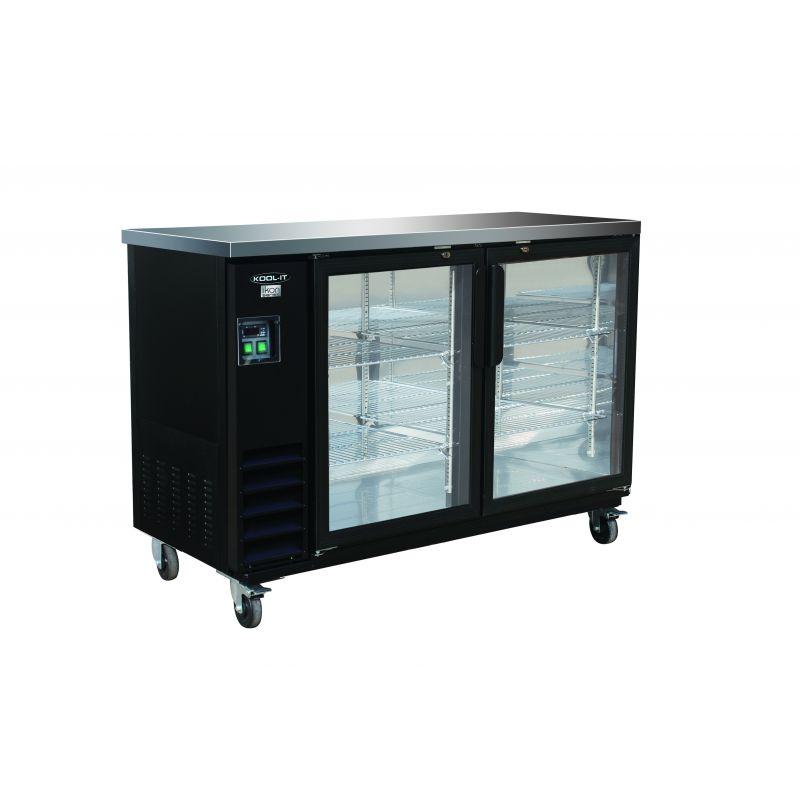 Back Bar Refrigerator Swing Doors