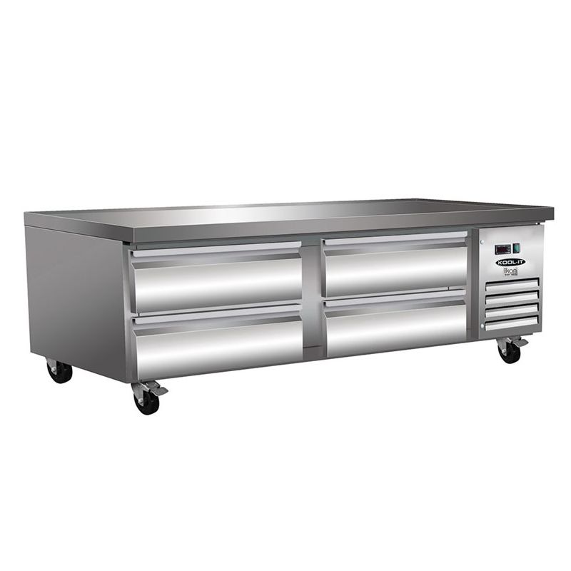 IKON-Series Equipment Stand, refrigerated base