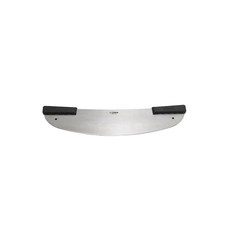 Pizza Knife, 20 inches, Rocker, Double PP Hdl