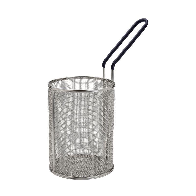 Pasta Basket, 5-1/4 inchesDia x 7 inchesH, S/S