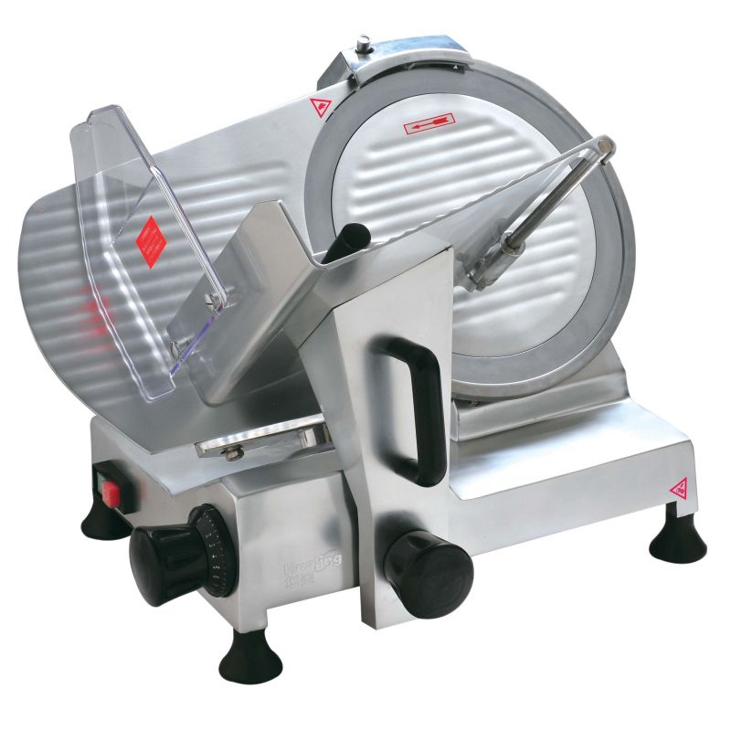Meat Slicer, manual, 12 inches