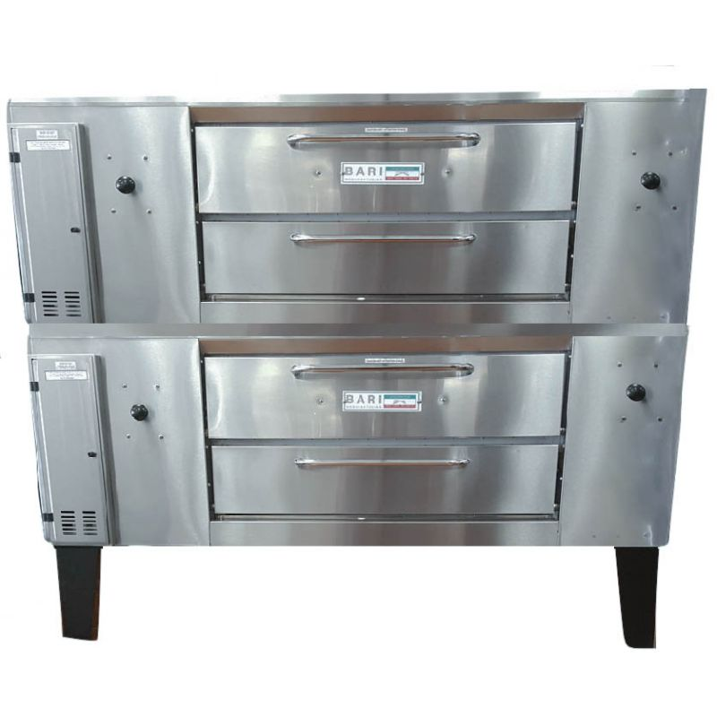 Bari Double Stack Oven B-360-2