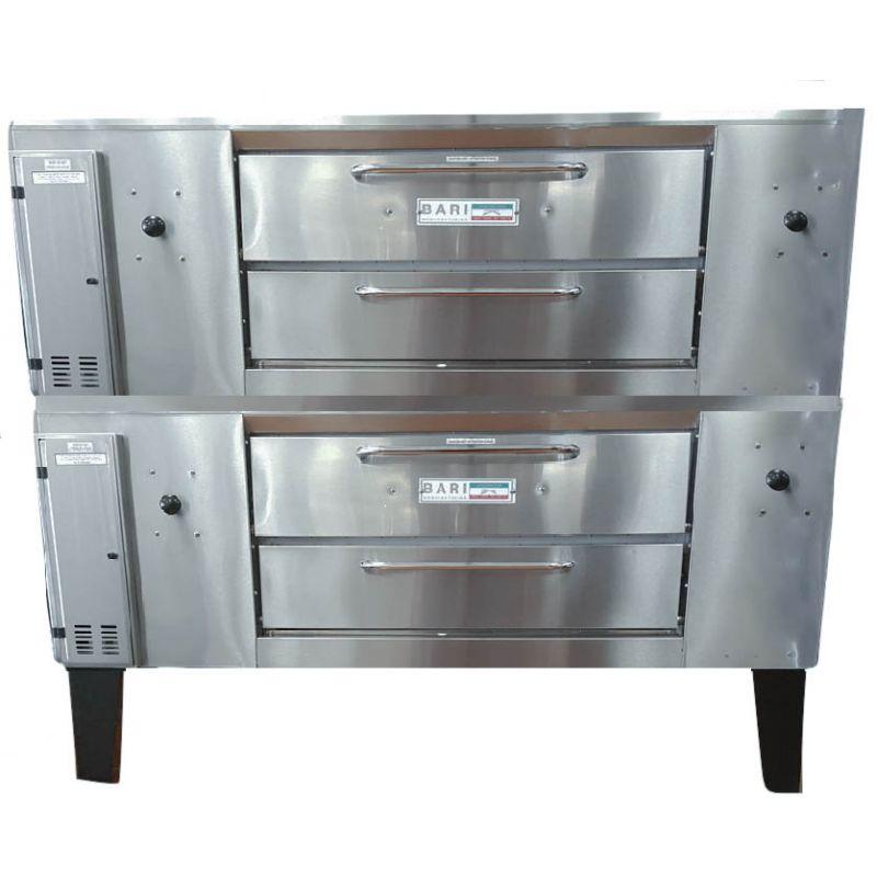 Bari Double Stack Oven B-480-2