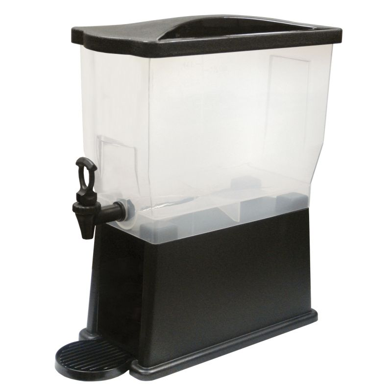 3gal Slim Beverage Dispenser, Plastic