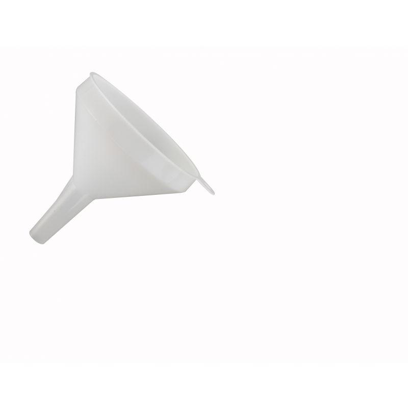 8oz Funnel, Plastic, 4-1/4 inches