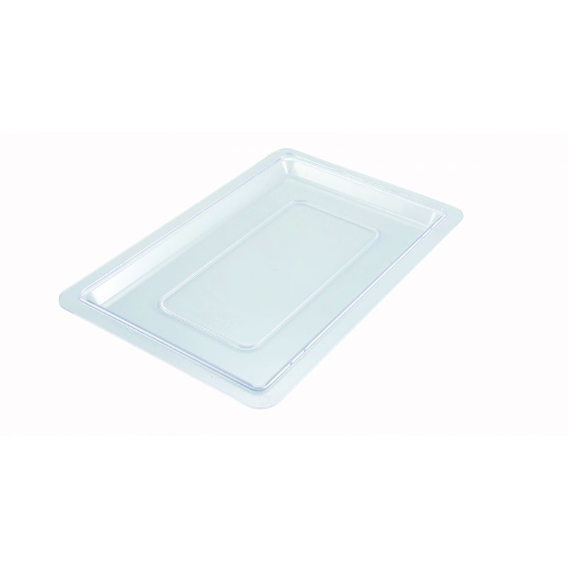 Half-size Cover for PFSH-series, 12 inches x 18 inches, Clear, PC