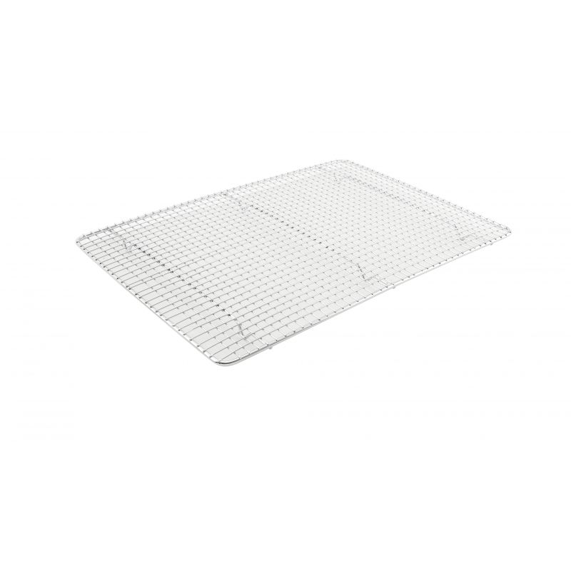 Pan Grate for Half-size Sheet Pan, 12 inches x 16-1/2 inches, Chrome Plated