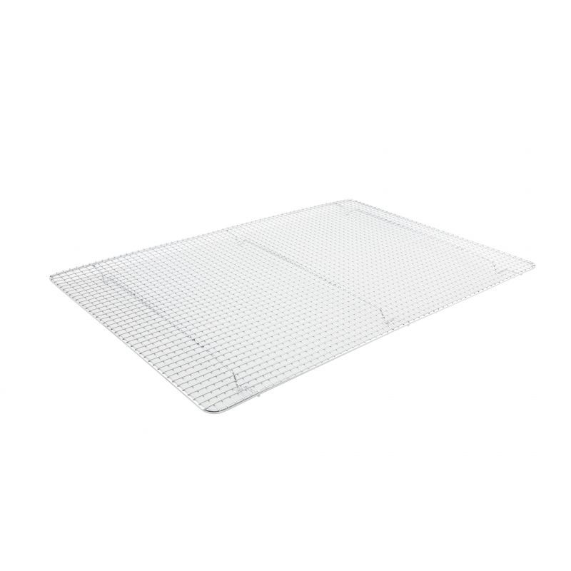 Pan Grate for Full-size Sheet Pan, 16 inches x 24 inches, Chrome Plated