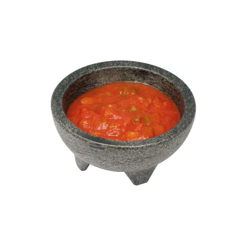 10oz Molcajete Salsa Bowls, 4pcs/pk