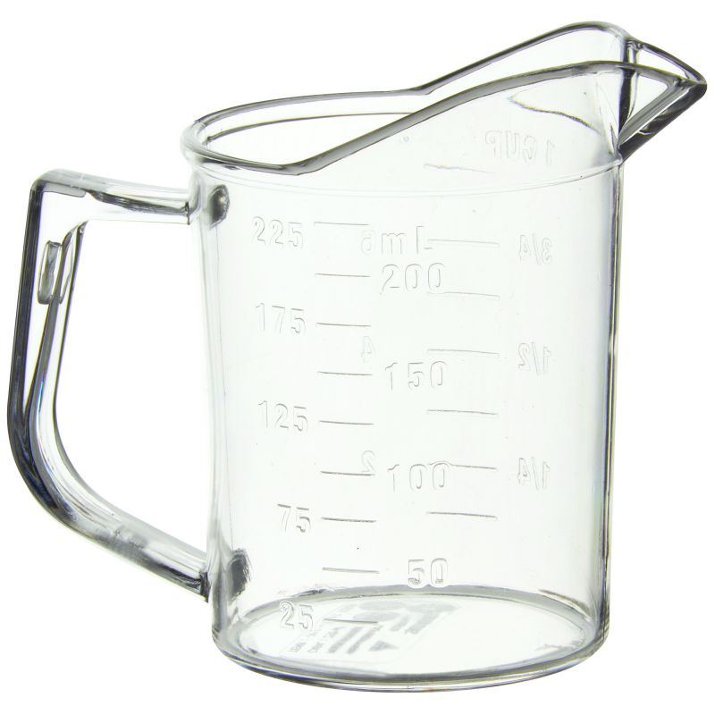 1 Cup Measuring Cup, PC