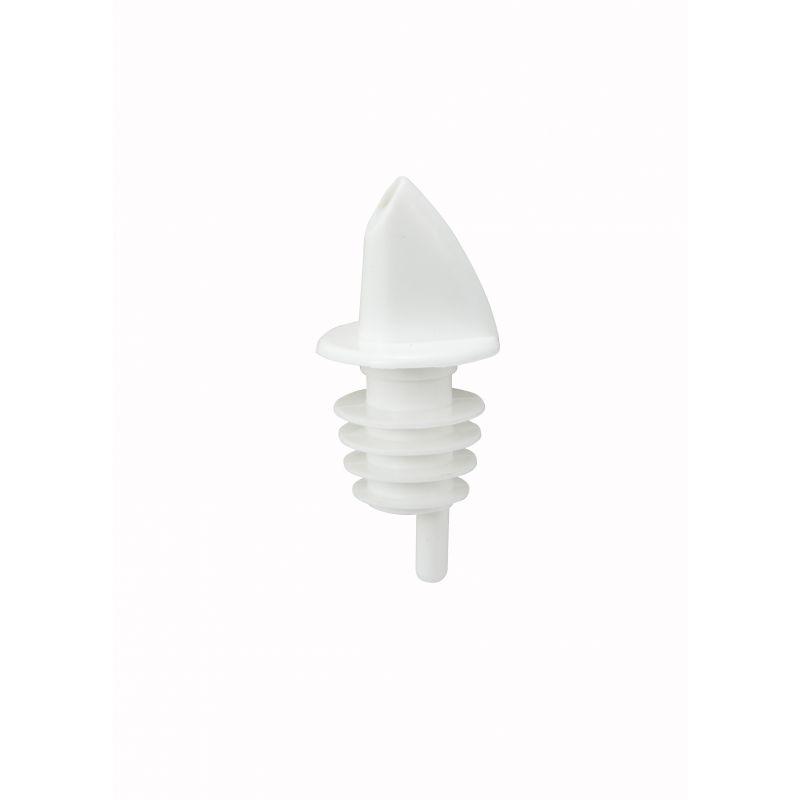 Free Flow Pourers, White