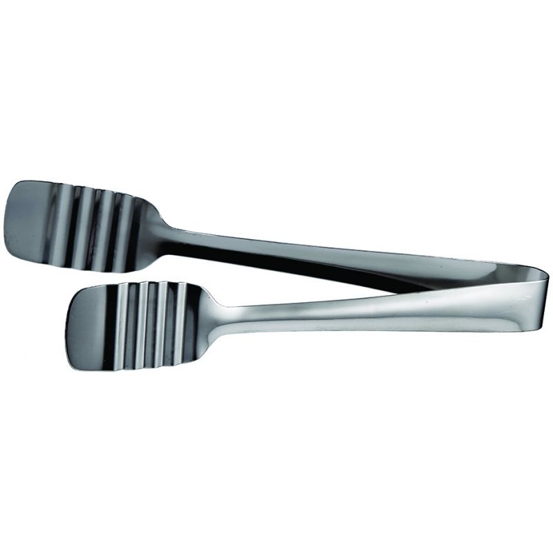 9 inches Pastry Tong, S/S