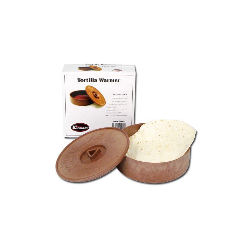 Tortilla Warmer, 8-1/2 inchesDia
