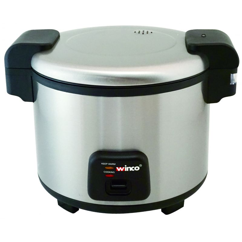 Rice Cooker/Warmer, Electric, 30 Cups, 120V