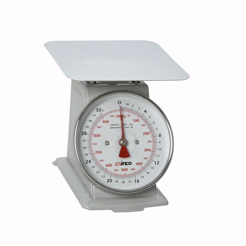 2Lbs Receiving Scale, 6.5 inches Dial
