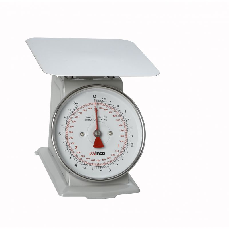 6Lbs Receiving Scale, 6.5 inches Dial