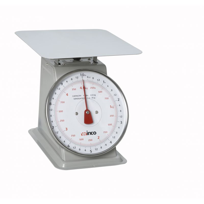 10Lbs Receiving Scale, 8 inches Dial